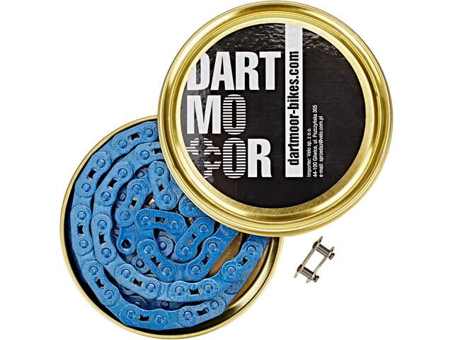 DARTMOOR Core Chaîne de vélo 1/8 pouce, blue
